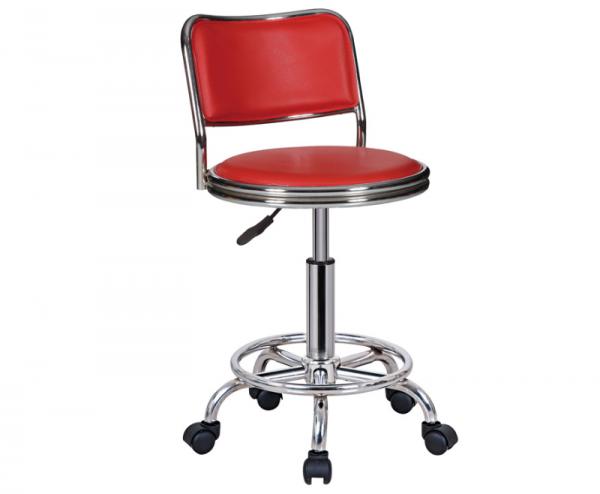 Ghế bar T614, sản phẩm làm từ inox chất lượng cao.