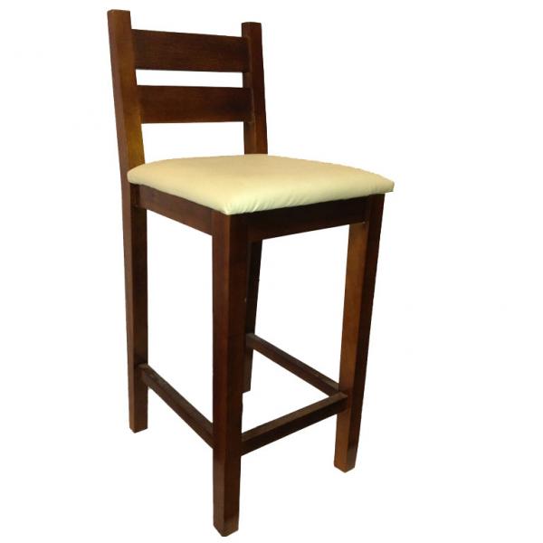 Ghế bar gỗ 05 là sản phẩm gỗ mới sản xuất