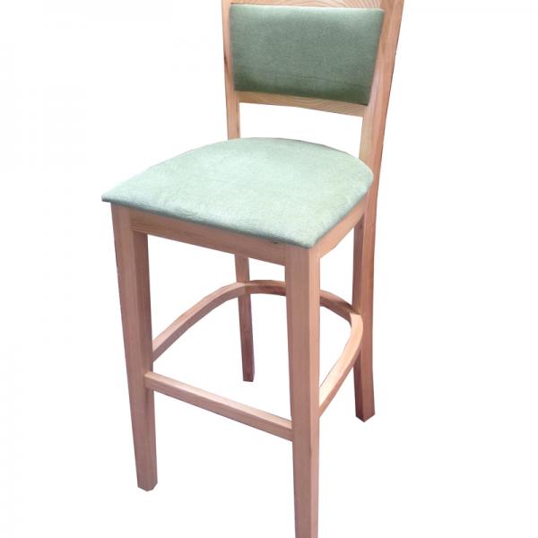 Ghế bar gỗ 07 là dòng sản phẩm làm từ gỗ tự nhiên chất lượng cao