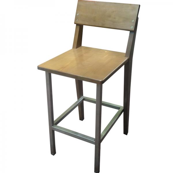 Ghế bar gỗ 11 là sản phẩm ghế bar gỗ sản xuất từ tự nhiên