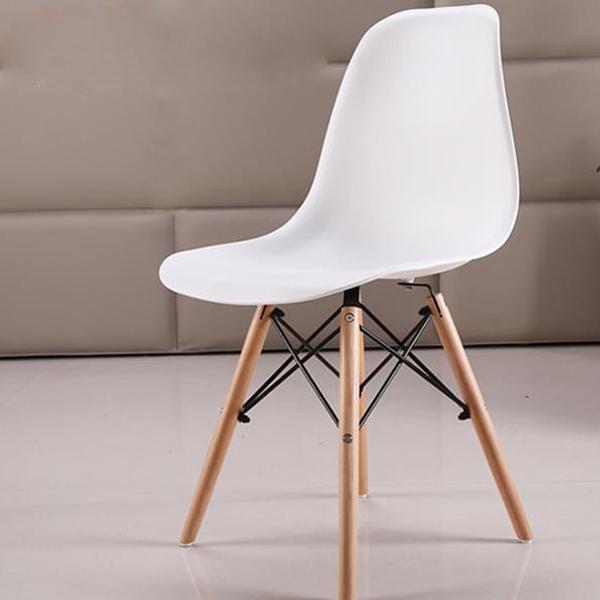 Thiết kế ghế eames màu trắng